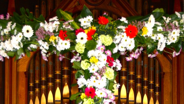 Easter joy at St. Columba
