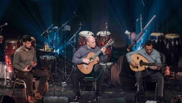 Saturday January 27, 2018 7:30 pm World Music with Tessala  Samuel Bonnet, guitar, Nathaniel Huard, Middle Eastern percussion Khalil […]